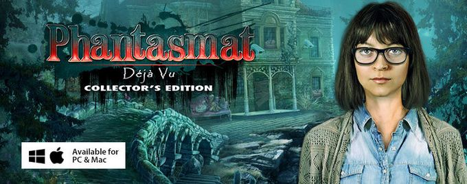 Phantasmat 11: Deja vu Collector's Edition Free Download