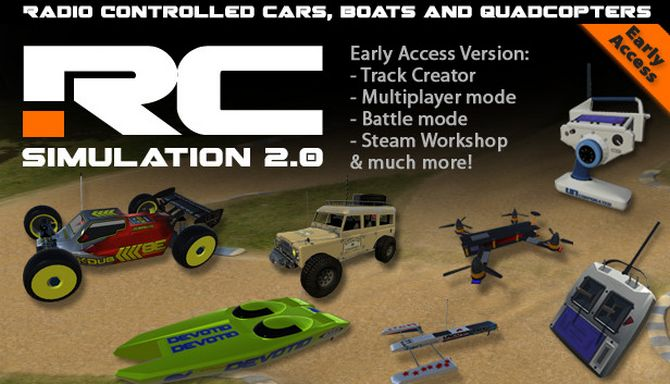 RC Simulation 2.0 Free Download