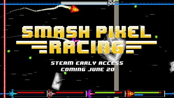 Smash Pixel Racing Torrent Download