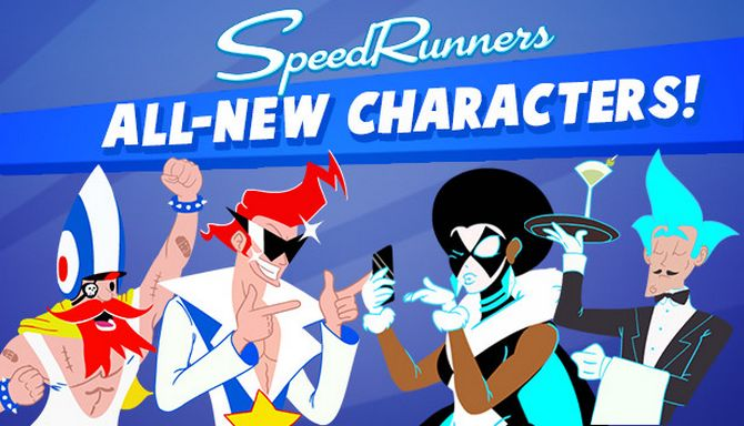 SpeedRunners - Civil Dispute! Free Download