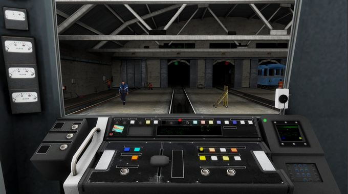Subway Simulator PC Crack
