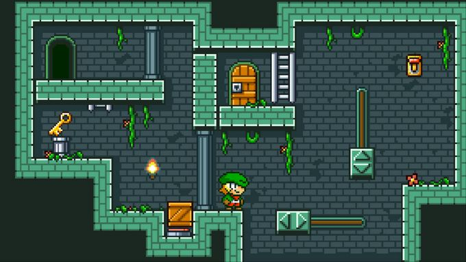 Super Dangerous Dungeons Torrent Download