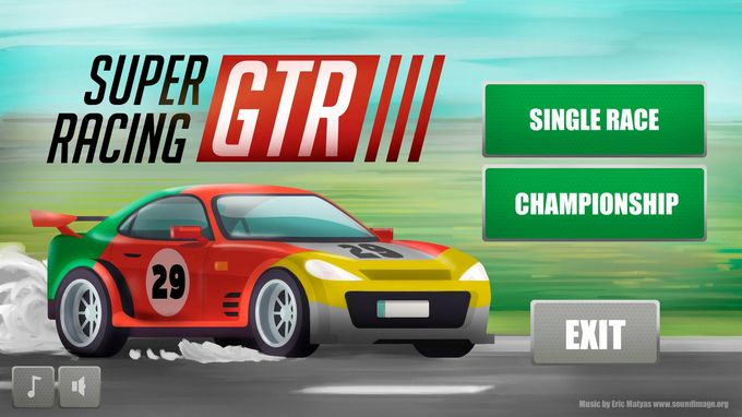 Super GTR Racing Torrent Download