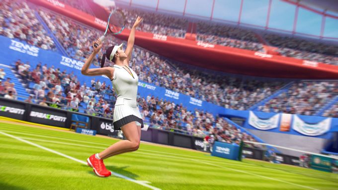 Tennis World Tour PC Crack