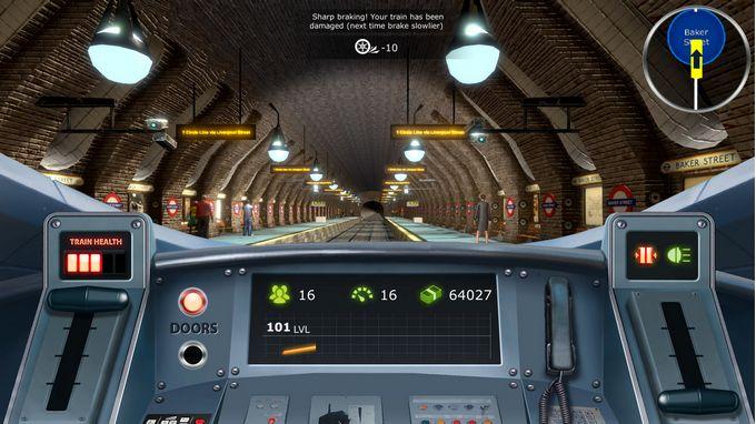 Train Simulator: London Subway PC Crack