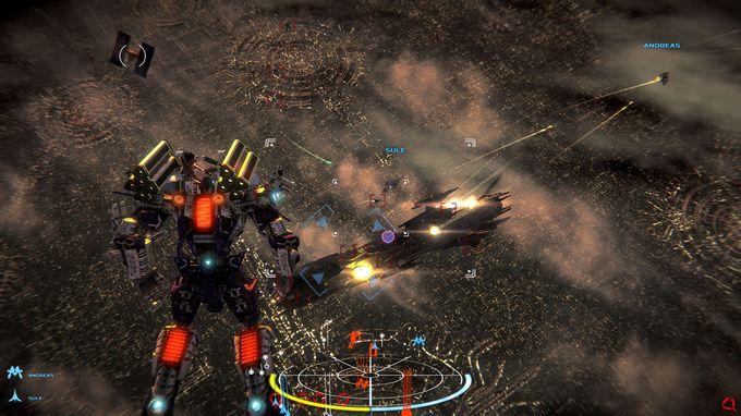 War Tech Fighters PC Crack