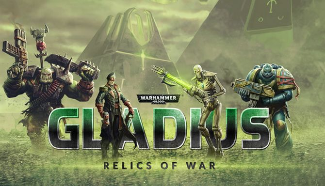 Warhammer 40,000: Gladius - Relics of War Free Download