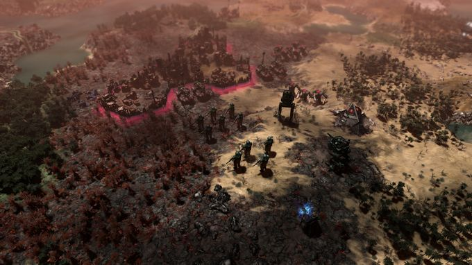 Warhammer 40,000: Gladius - Relics of War PC Crack