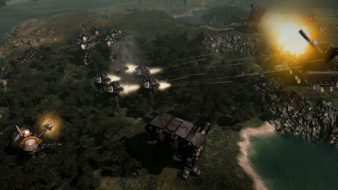 Warhammer 40,000: Gladius - Relics of War Torrent Download