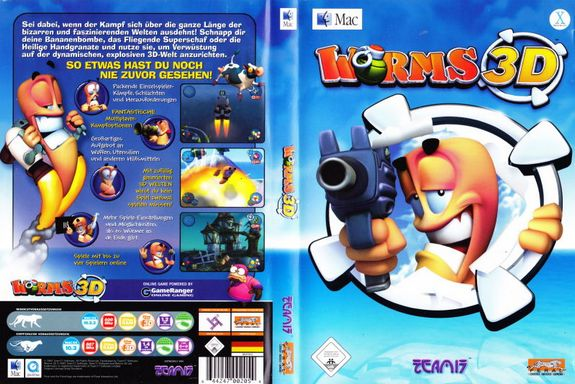 worms 3d free download igggames