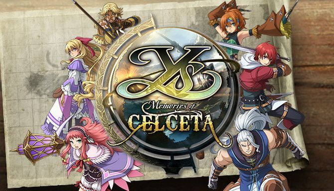 Ys: Memories of Celceta Free Download