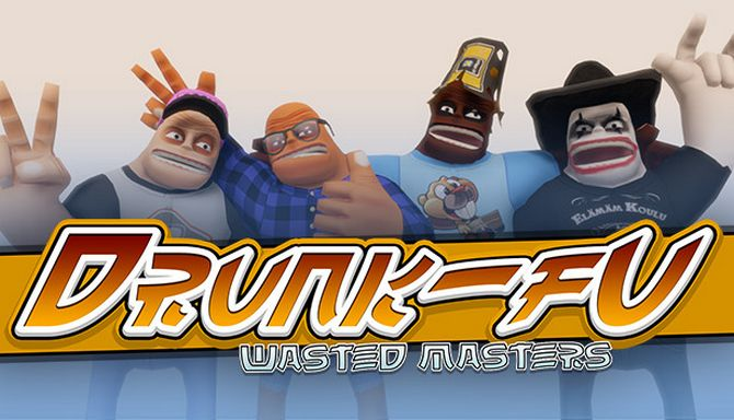 Drunk-Fu: Wasted Masters Free Download