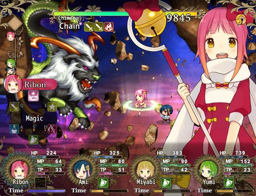 Magical girl's labyrinth Torrent Download
