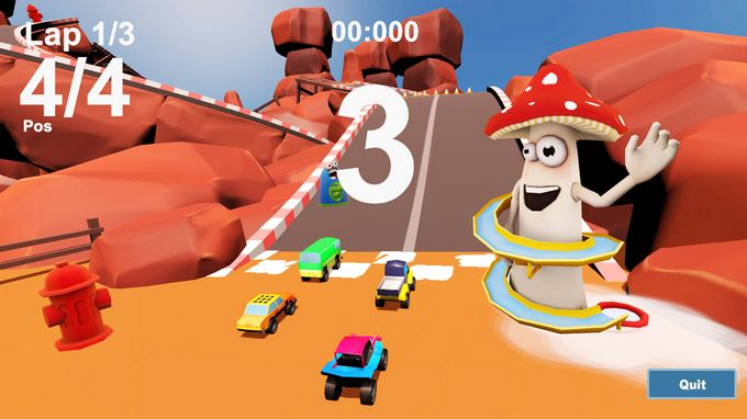 MiniCar Race Torrent Download