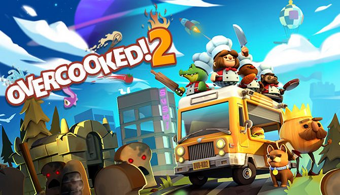 Overcooked! 2 Free Download (ALL DLC) « IGGGAMES