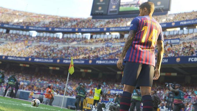PRO EVOLUTION SOCCER 2019 Torrent Download