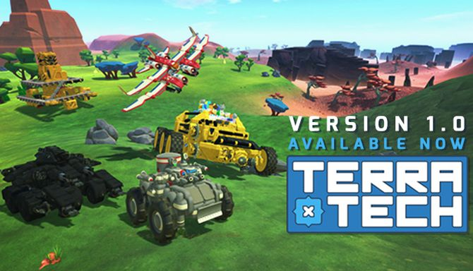 TerraTech Free Download (v1 3 1 1 & ALL DLC) « IGGGAMES