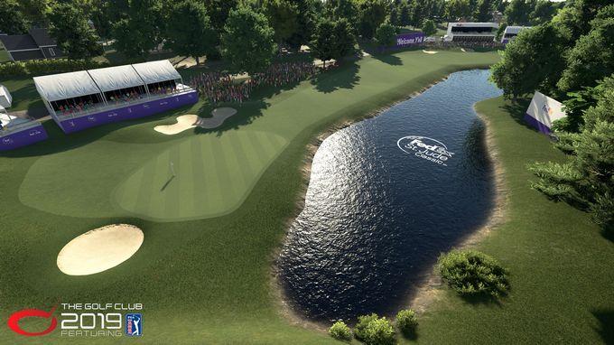 The Golf Club 2019 featuring PGA TOUR PC Crack