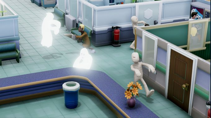 Two Point Hospital PC Crack