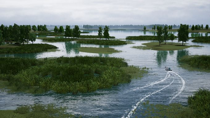 Fishing Sim World PC Crack