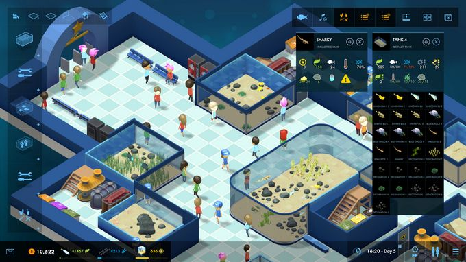 Megaquarium Torrent Download