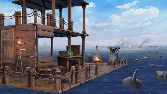 Download Game Raft Pc