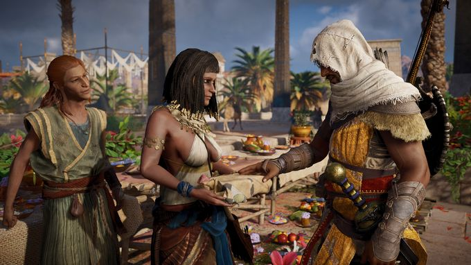 Assassin's Creed® Origins Torrent Download