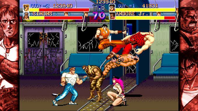 Capcom Beat 'Em Up Bundle / カプコン ベルトアクション コレクション Torrent Download