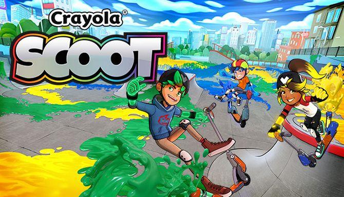 Crayola Scoot: