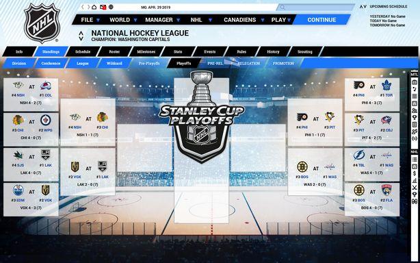 Franchise Hockey Manager 5 PC Crack