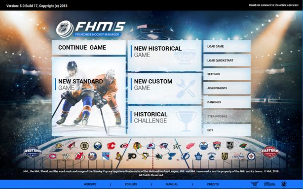 Franchise Hockey Manager 5 Torrent Download