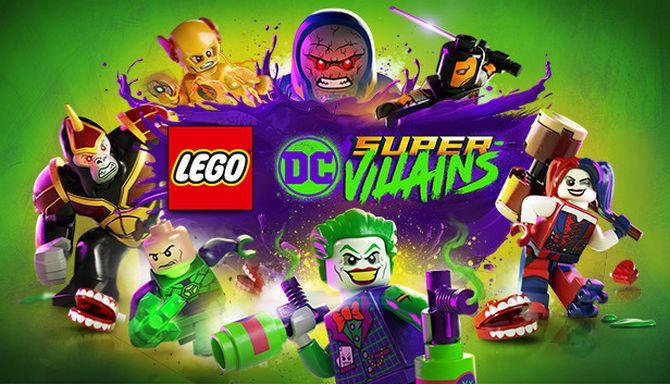 LEGO® DC Super-Villains Free Download