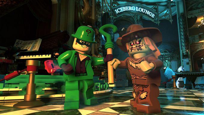 LEGO® DC Super-Villains PC Crack