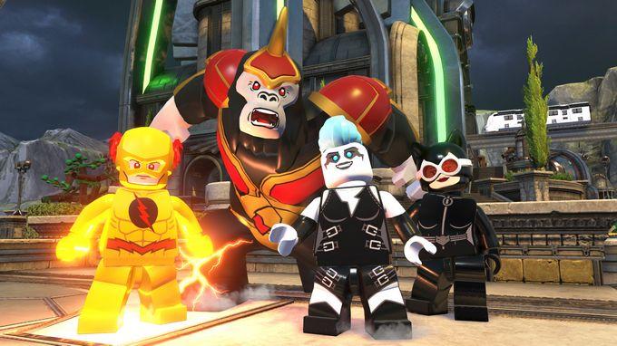 LEGO® DC Super-Villains Torrent Download