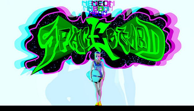 Neon Spaceboard Free Download