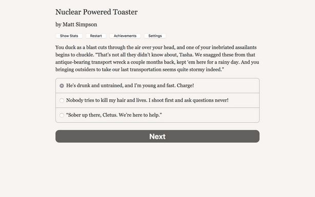 Nuclear Powered Toaster Torrent Download