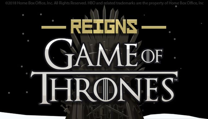 Reigns Game Of Thrones Free Download Igggames