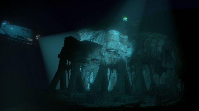 TITANIC Shipwreck Exploration PC Crack