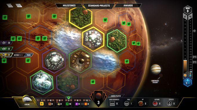 Terraforming Mars Torrent Download
