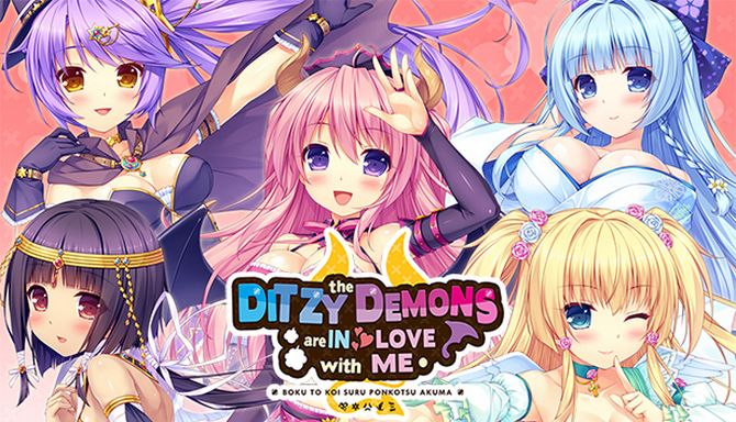 The Ditzy Demons Are in Love With Me Free Download