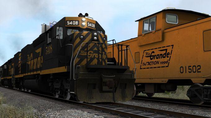 Train Simulator 2019 PC Crack