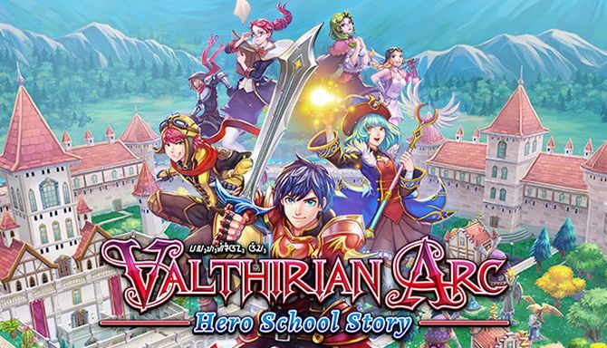 Valthirian Arc: Hero School Story Free Download