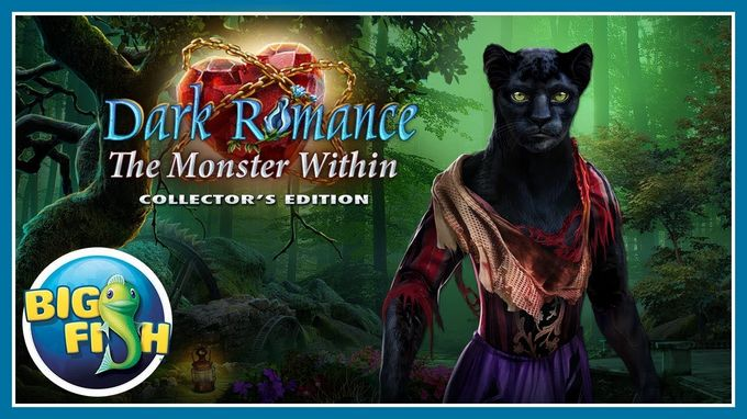 Dark Romance: The Monster Within Free Download
