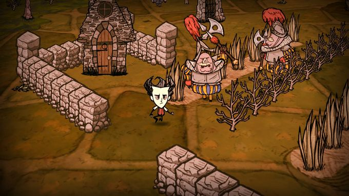 Don't Starve: Hamlet Torrent Download