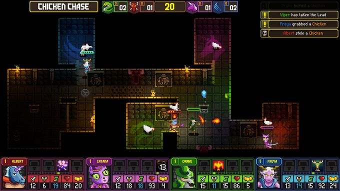 Dungeon League PC Crack