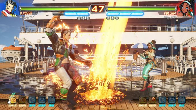 FIGHTING EX LAYER PC Crack