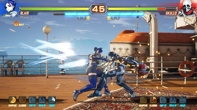 FIGHTING EX LAYER Torrent Download