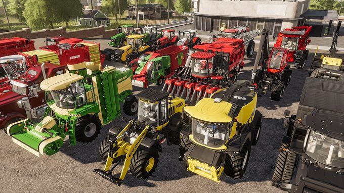 Farming Simulator 19 PC Crack