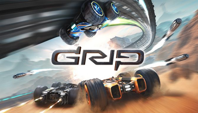 GRIP: Combat Racing Free Download