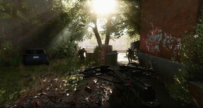 OVERKILL's The Walking Dead PC Crack